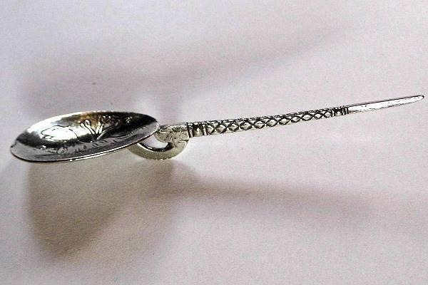 Bild Nr. 5 Römischer Löffel