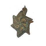 Mittelalter Repliken Shop Sonnenradfibel Römische Replik