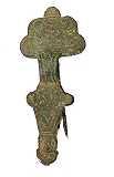 Sonstiges Replik frühmittelalter Bügelfibel