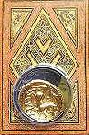 Muenzen Keltische Gold-Münze Cunobelin Stater
