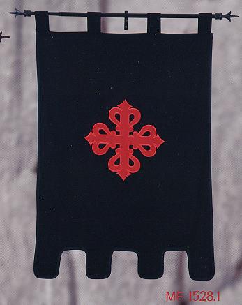 Banner Orden von Calatrava Caltrave