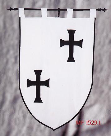 Banner Teutonischer (Deutscher) Ritterorden