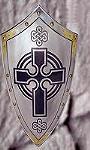 Marto Ritterschild mit Kreuz