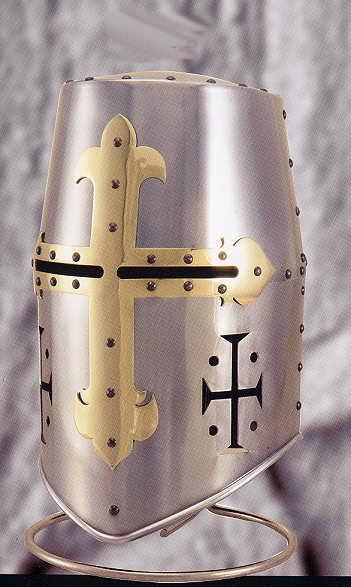 Bild Nr. 5 Tempelritter Rüstung