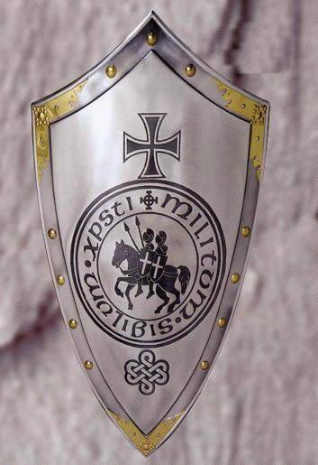 Tempelritter Rüstung Abb. Nr. 3