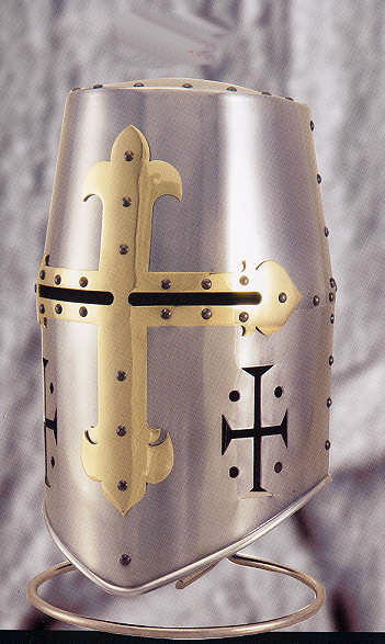 Tempelritter Rüstung Abb. Nr. 5