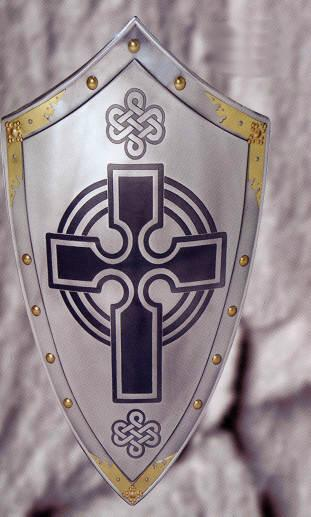 Templerschild Kreuz