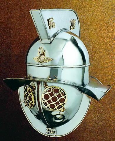 Gladiatorenhelm Thraex Helm II