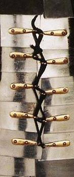 Bild Nr. 2 Römische Legionärsrüstung - Lorica Segmentata