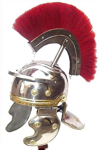 Bild Nr. 2 Römische Offiziersrüstung