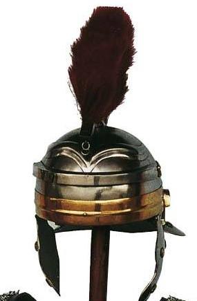 Bild Nr. 3 Römische Offiziersrüstung