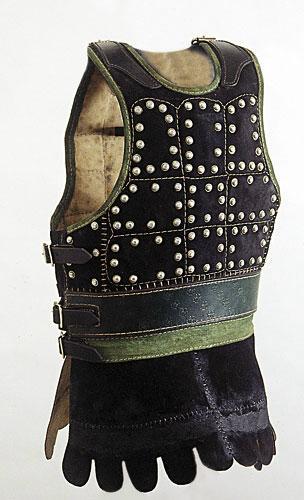 Römische Lederrüstung