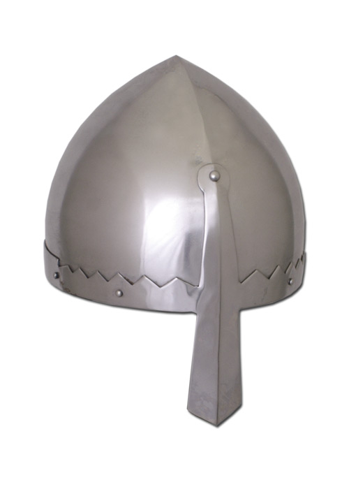 Bild Nr. 2 Normannischer Nasalhelm Stahl