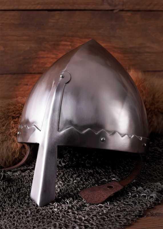 Bild Nr. 4 Normannischer Nasalhelm Stahl