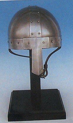 Wikinger Helm mit Nasenschutz