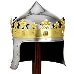 Helme Kronen-Helm Helm Robert The Bruce