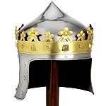 Helme Kronen-Helm Helm Robert The Bruce