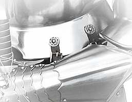Bild Nr. 2 Ritterrüstung mit Schwert und Ständer