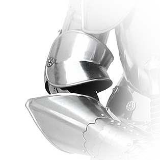 Bild Nr. 5 Ritterrüstung mit Schwert und Ständer
