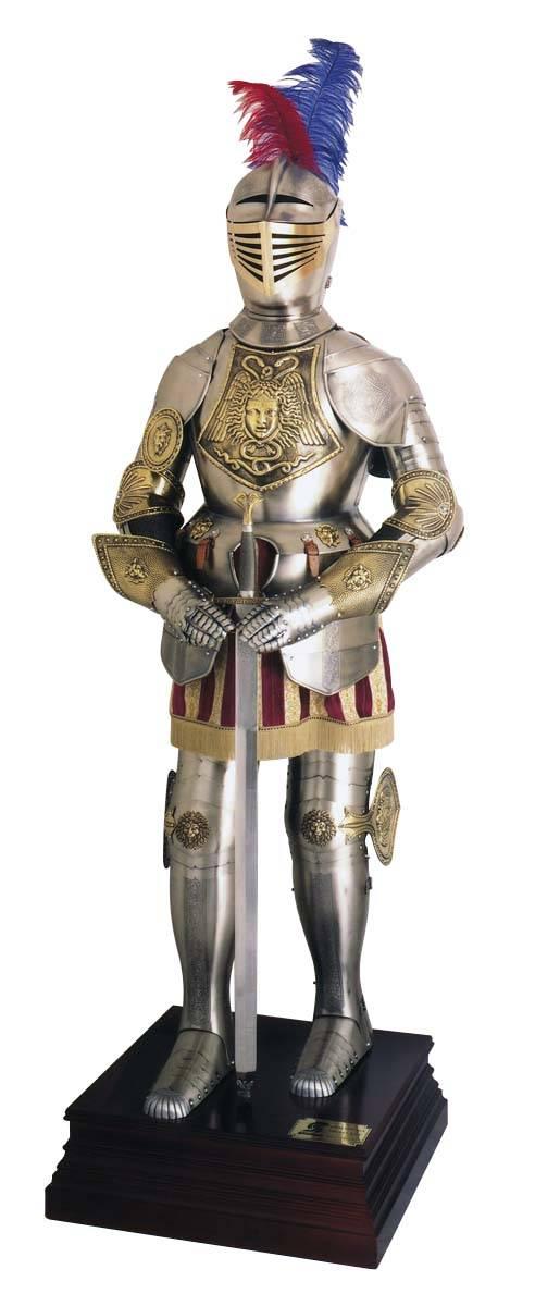 Bild Nr. 2 Ritterrüstung im Stil des 15. / 16. Jh.
