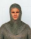 Kettenhemden Kettenhaube (Brünne)