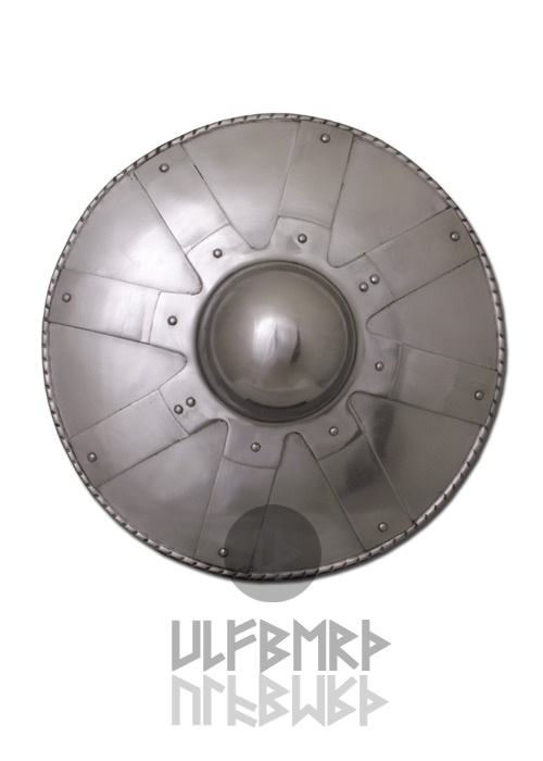 Renaissance Buckler 2mm Stahl