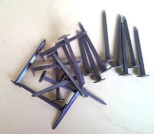 Schmiedenägel 50 mm für Schildbau