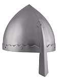 Normannischer Nasalhelm Stahl