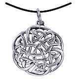 Amulette Anhänger Keltischer Knoten