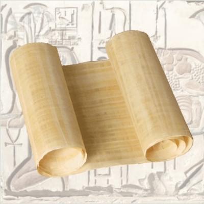 Papyrusrolle 30 x 90 cm