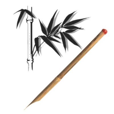 Bambusfeder