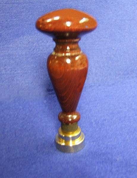 Siegel mit Templerkreuz