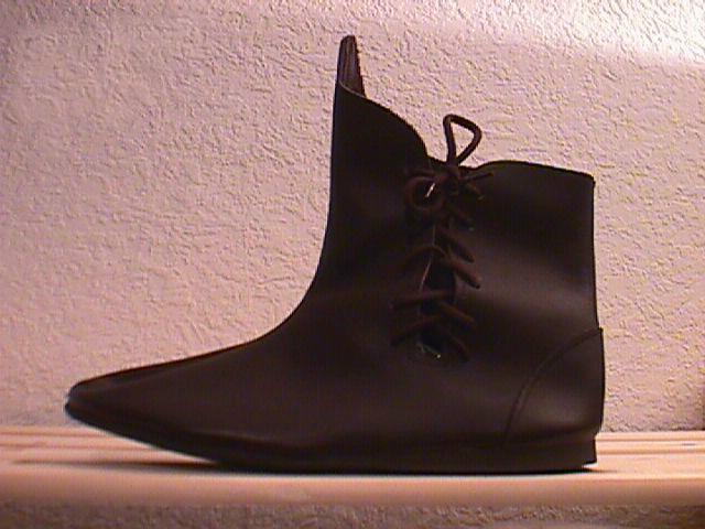 Schuhe Mittelalter Abb. Nr. 1