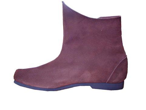 Bild Nr. 3 Schuhe Mittelalter