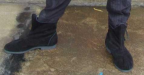 Bild Nr. 5 Schuhe Mittelalter