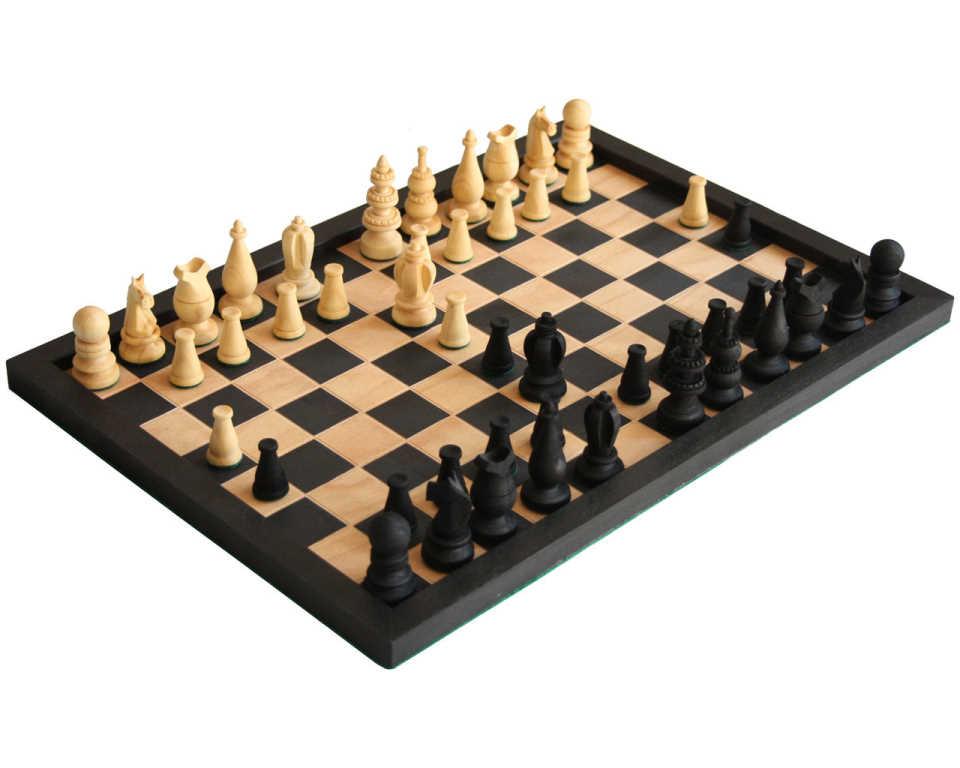 Das Kurierschach Kurierspiel 13. Jh