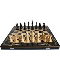Bild Nr. 2 Schachspiel Normandie