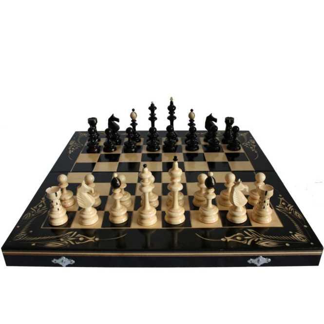Schachspiel Prag