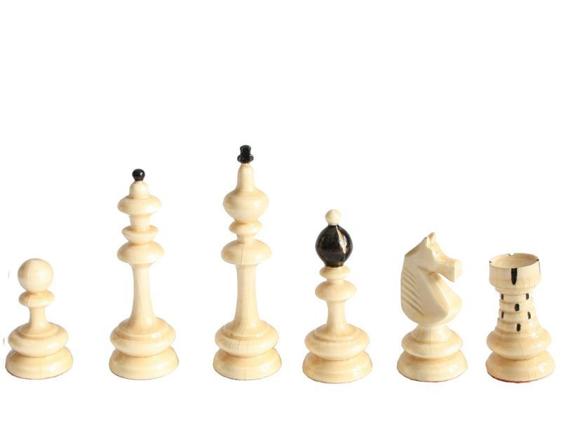 Bild Nr. 3 Schachspiel Prag