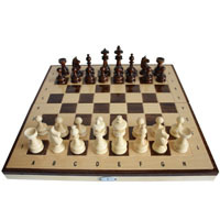 Bild Nr. 2 Schachspiel Wien