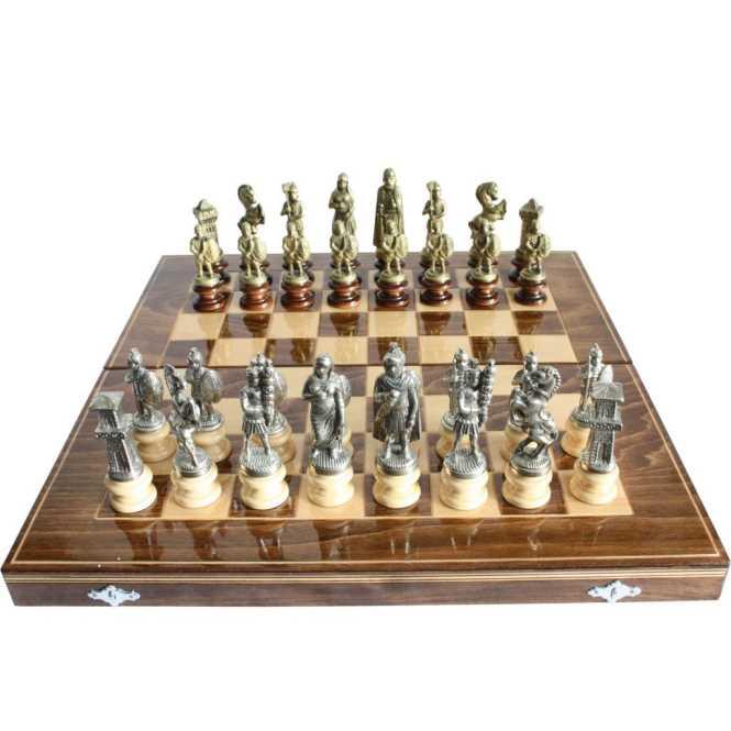 Bild Nr. 4 Schachspiel Venezia