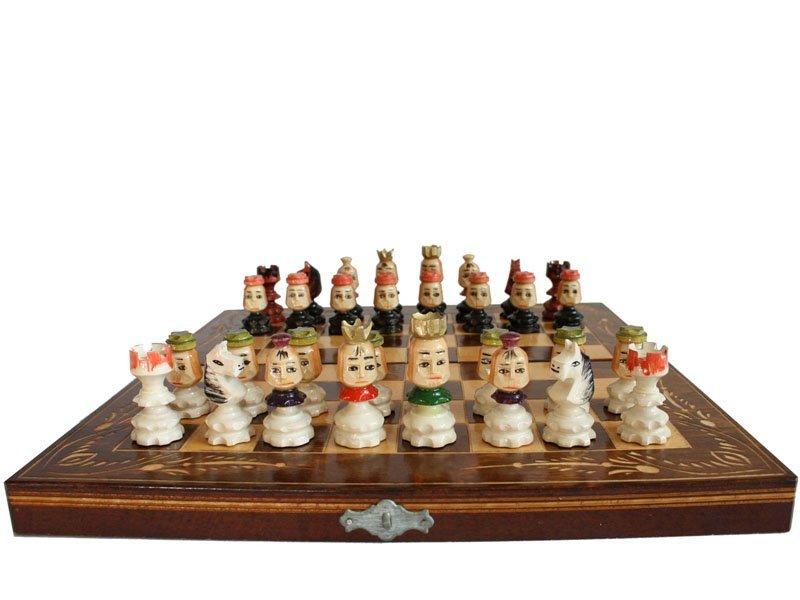 Schachspiel Nürnberg
