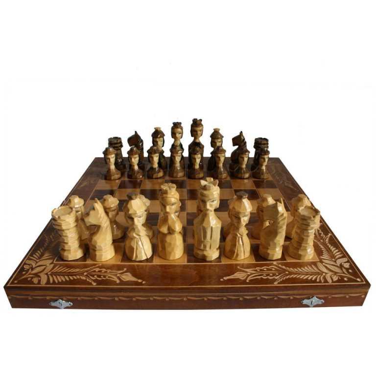 Bild Nr. 7 Schachspiel Rauris