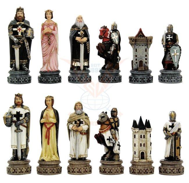 Bild Nr. 2 Schachspiel Ritterorden