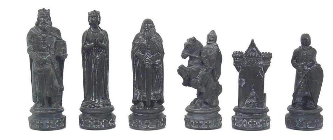 Bild Nr. 3 Schachspiel Mittelalter