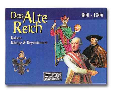 Kartenspiel Das Alte Reich