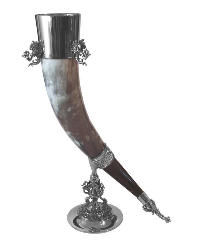 Trinkhorn Prunkhorn Drachen 4