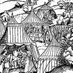 Mittelalterzelte